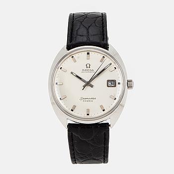 OMEGA, Seamaster Cosmic, armbandsur, 35 (38) mm.