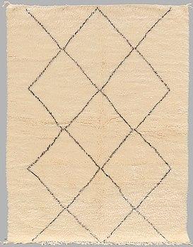 MATTA, Marocko, ca 240 x 173 cm.