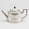 A danish silver teapot 1910