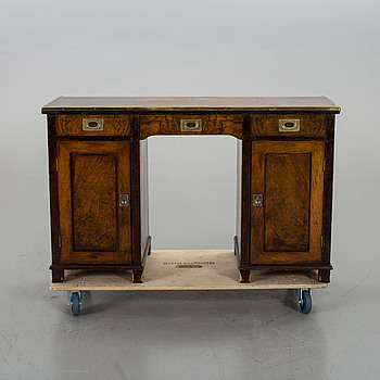 A WRITING DESK, first half of 20th century.