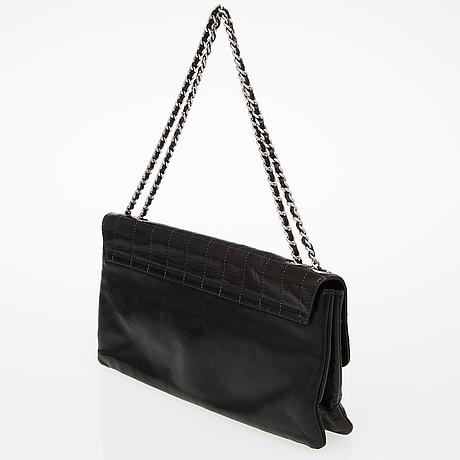 Väska, chanel, modell 2.55.