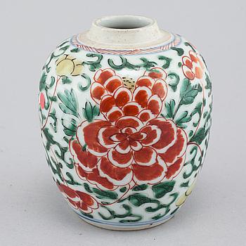 BOJAN, porslin, Kina, transition, 1600-tal.