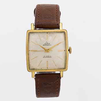 LIKA, armbandsur, 30x30 mm,