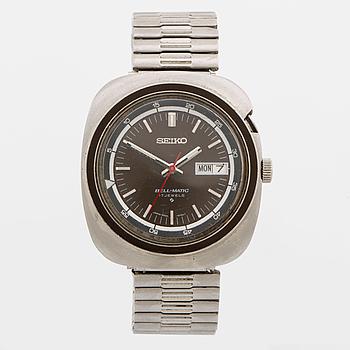 SEIKO, Bell-Matic, armbandsur, 39 mm,