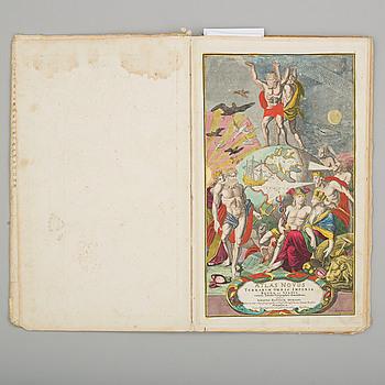 Atlas, 1744.