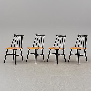 """ILMARI TAPIOVAARA, stolar, 4 st, """"Fanett"""", Edsbyverken, 1959-63."""