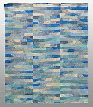 MATTA, slätväv, ca 228 x 185 cm.