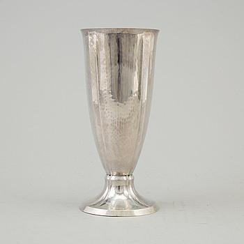 GF HALLENGREN, vas, silver, Malmö 1921.