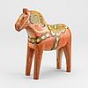 Dalecarlain horse mid 20th century