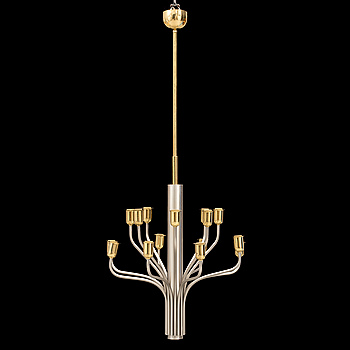 a second half of the 20th century ceiling lamp from WKR Leuchten.