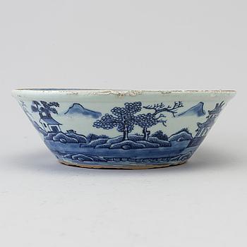 Skål, Qianlong, Kina, 1700-tal.