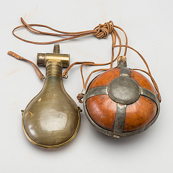 KRUTHORN, 2 st, 1800-tal,