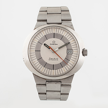OMEGA, Dynamic, armbandsur, 41 mm.