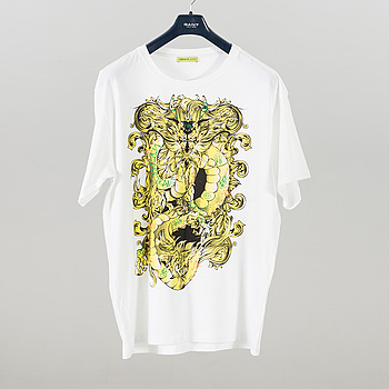 VERSACE JEANS T-shirt enl märkning storl It 52 De 46 Fr 48 Usa 16 (XXL).