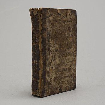 BOK, Dionysius Robertson, Konsten att curera hästar,  Stockholm, 1772.