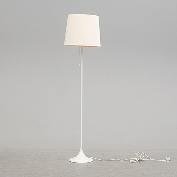 A 1960s/1970s floor light by Bergboms.