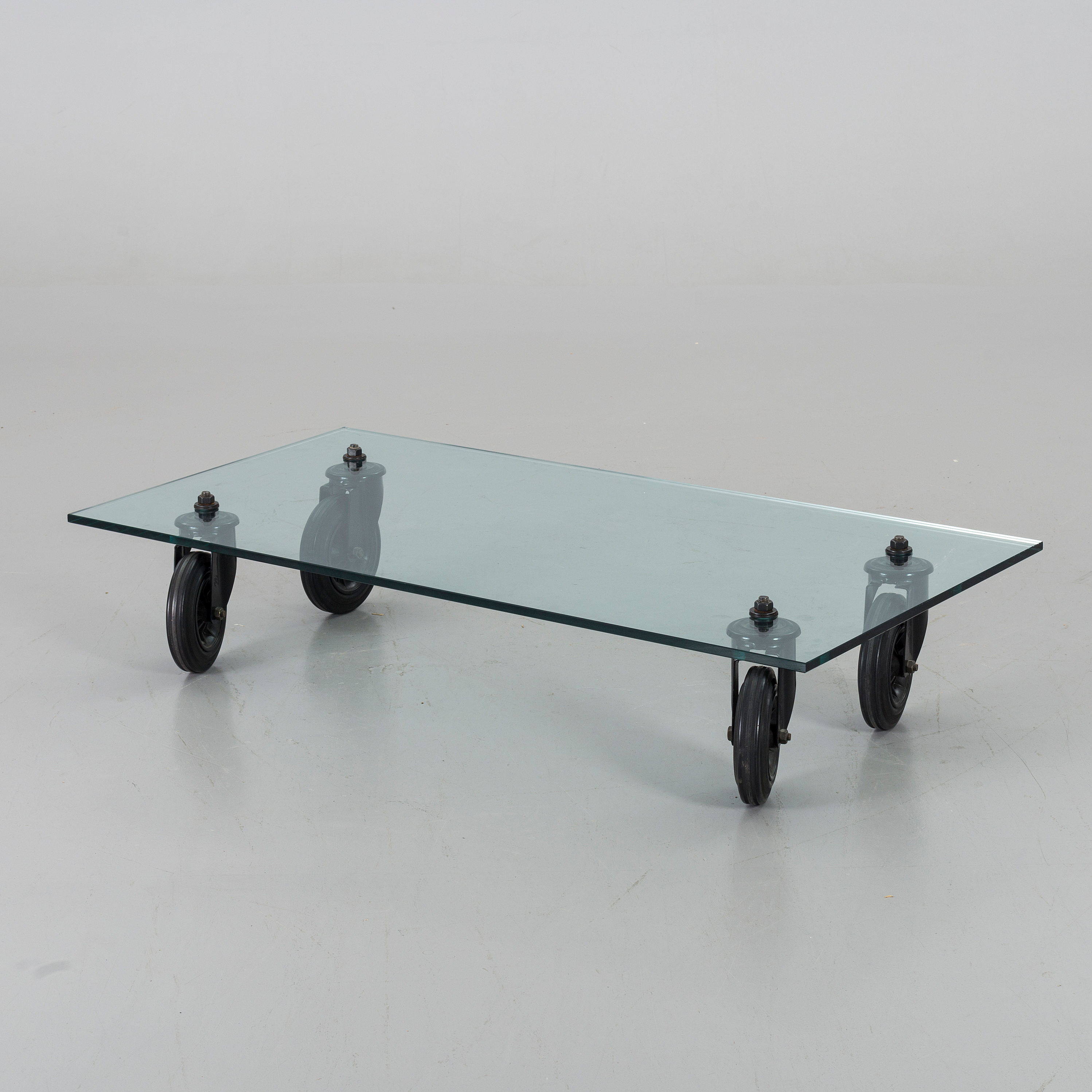 A COFFEE TABLE \