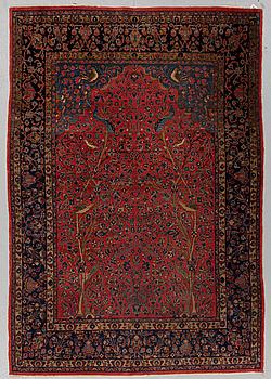 MATTA, semiantik Keshan Dabir, ca 193 x 135 cm.