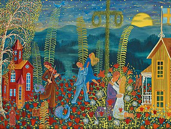 461. Mårten Andersson, A Midsummer night's dream.