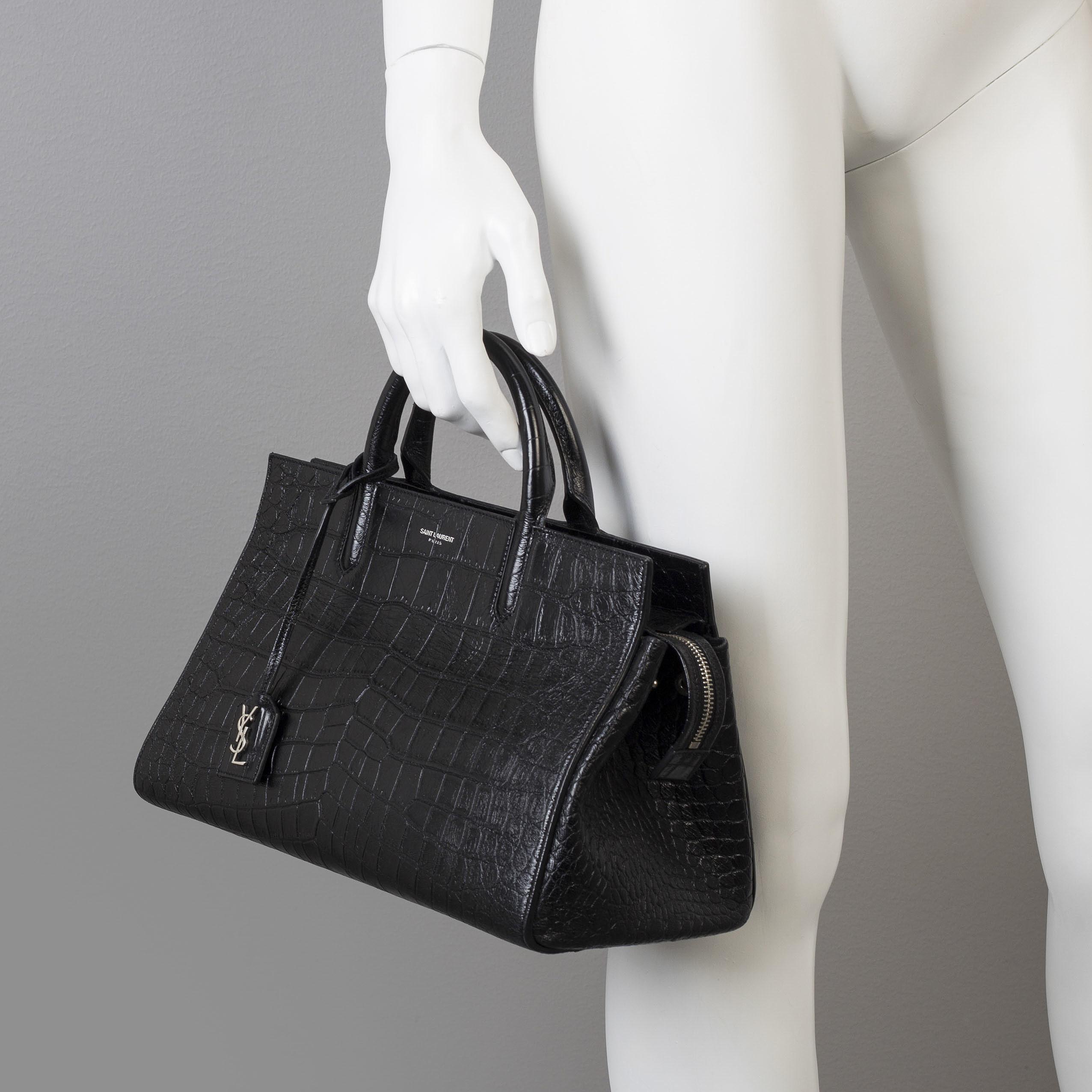 e3ae7909a4 A bag by Yves Saint Laurent
