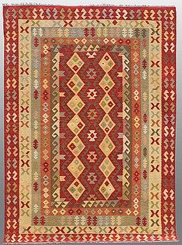 Kelim orientalisk, ca 250 x 170 cm.