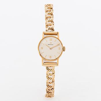 OMEGA, wristwatch, 19 mm.