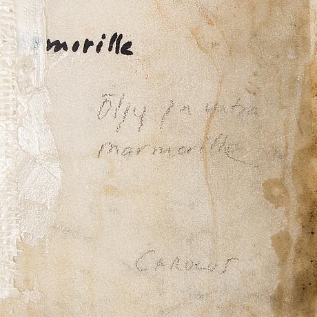 """Carolus enckell, """"redsquare""""."""