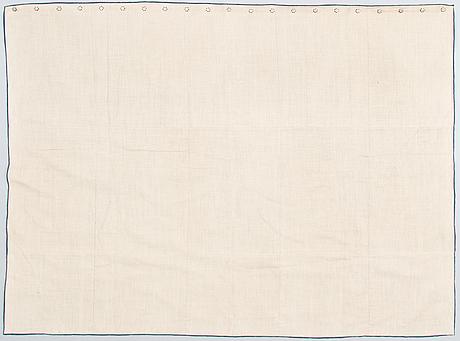 Kudottu tapetti, flaamilainen, 1700-luku.
