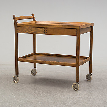 A serving trolley '42' by Wladimir Pettersson, Ruda.