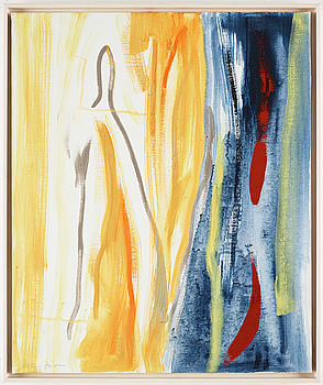 RUNE JANSSON, canvas, signed and dated 2004 on verso.