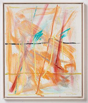 RUNE JANSSON, canvas, signed and dated 2004.