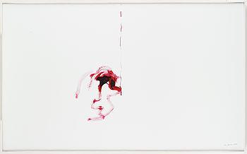 RUNE JANSSON, oil on canvas, signed and dated 2009.