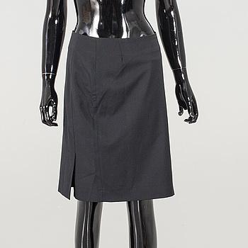 BALENCIAGA, kjol, enligt märkning Italiensk storlek 38.