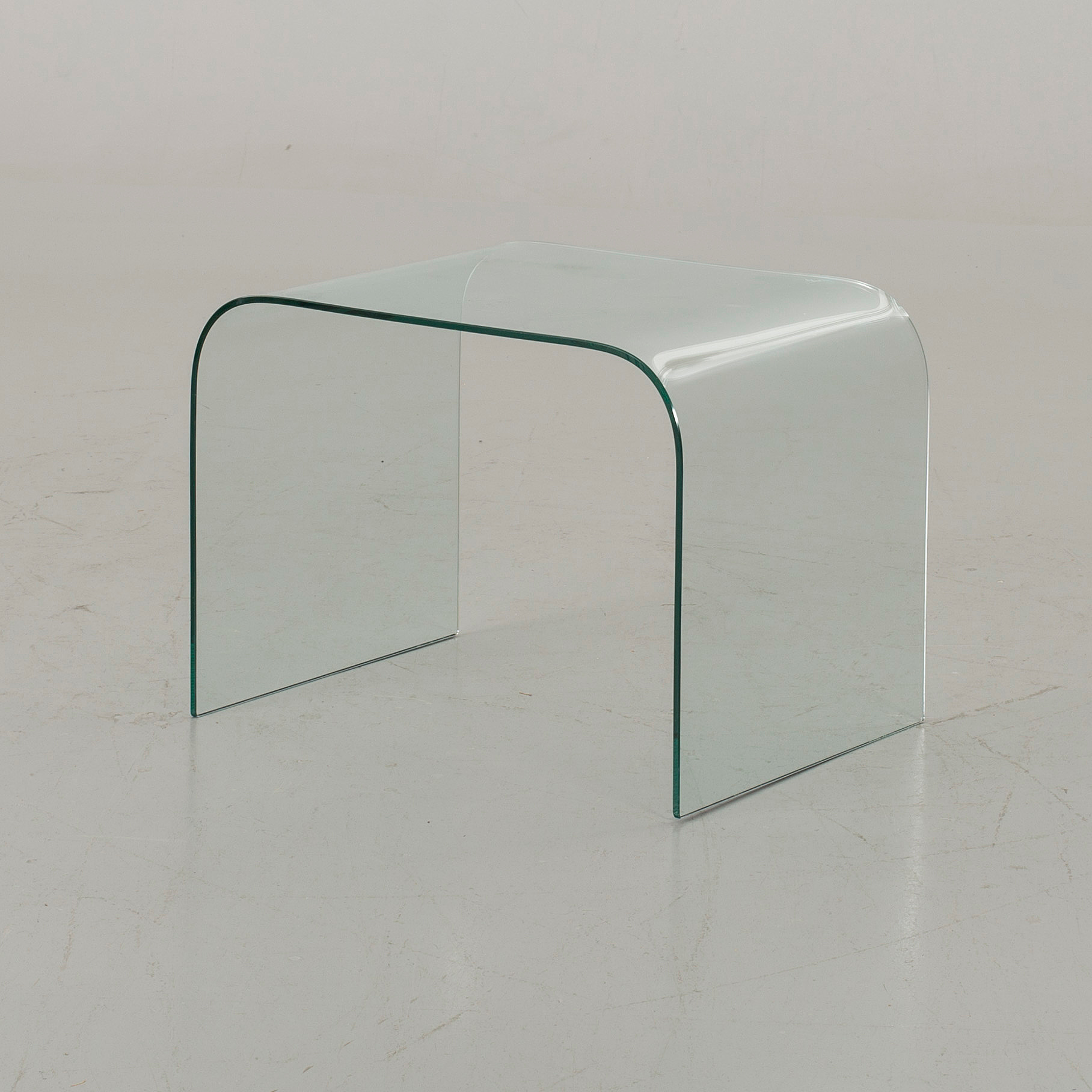 Picture of: A Small Glass Sofa Table Bukowskis