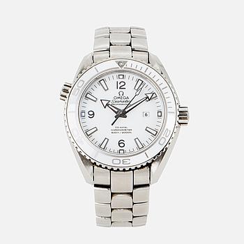 OMEGA, Seamaster, Professional (600m/2000ft), Planet Ocean 600M, Chronometer, armbandsur, 37,5 mm.