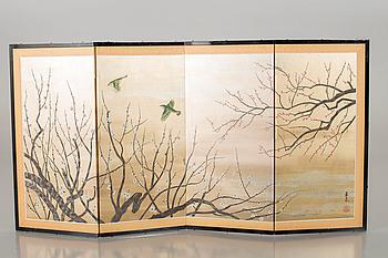 VIKSKÄRM, Japan, 1900-talets andar hälft.
