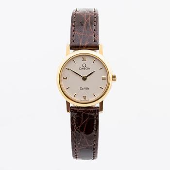 OMEGA, De Ville, armbandsur, 23 mm,