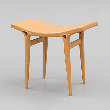 BRUNO MATHSSON, fotpall, Bruno Mathsson design.