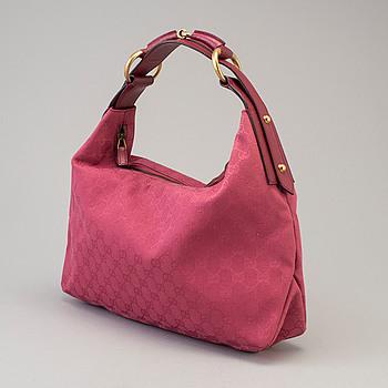 """GUCCI, väska, """"Horsebit Handbag""""."""