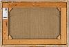 Per stenius, oil on canvas, signed and dated p. stenius  75