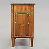 A gustavian late 18th century commode by gustaf foltiern, not signed, (master in stockholm 1771-1804).