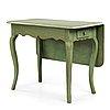 A swedish rococo-style 20th century table.