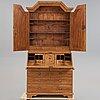A swedish 18th century cupboard.