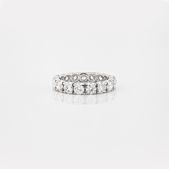 RING, med briljantslipade diamanter 2.26 ct.