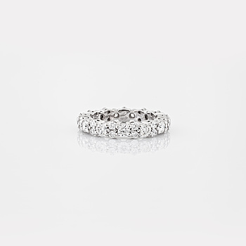 RING, med briljantslipade diamanter 2.00 ct.