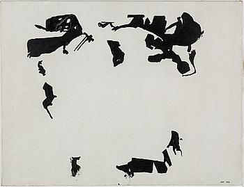 JOHN-E FRANZÉN, olja på duk, signerad JEF, daterad 1962.