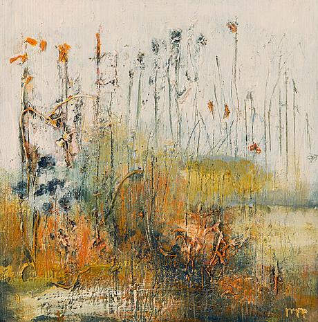 "Marika rosenius, ""deep in the roots i""."