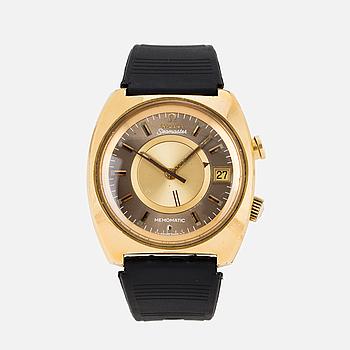 OMEGA, Seamaster, Memomatic, wristwatch, 40 mm.