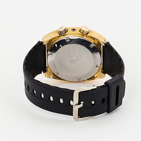 Omega, seamaster, memomatic, armbandsur, 40 mm