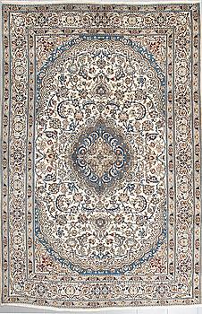 MATTA, Nain part silk, 287 x 195 cm.